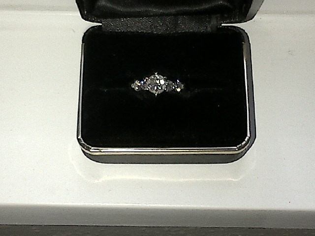 Diamond Engagement Ring Custom Crafted at Goodman's Jewelers Madison Wisconsin