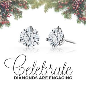 Goodman's Jewelers - Celebrate Diamond Earrings