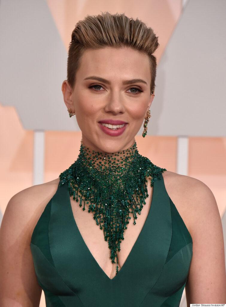 Scarlett-Johansson-Oscars
